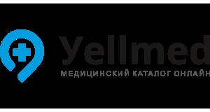 Логотип Yellmed