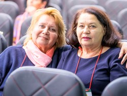 Photos from first day of the congress